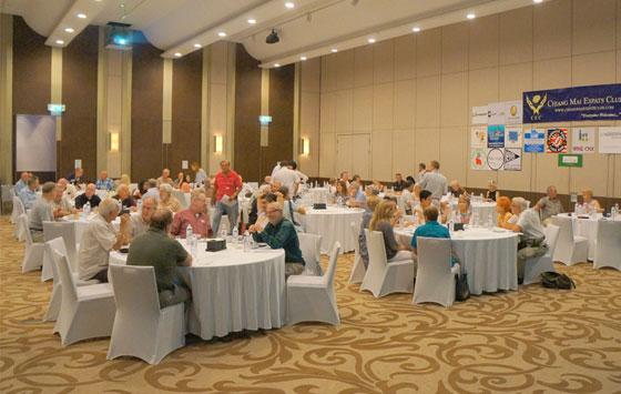 meridien general meeting Chiang Mai Expats Club
