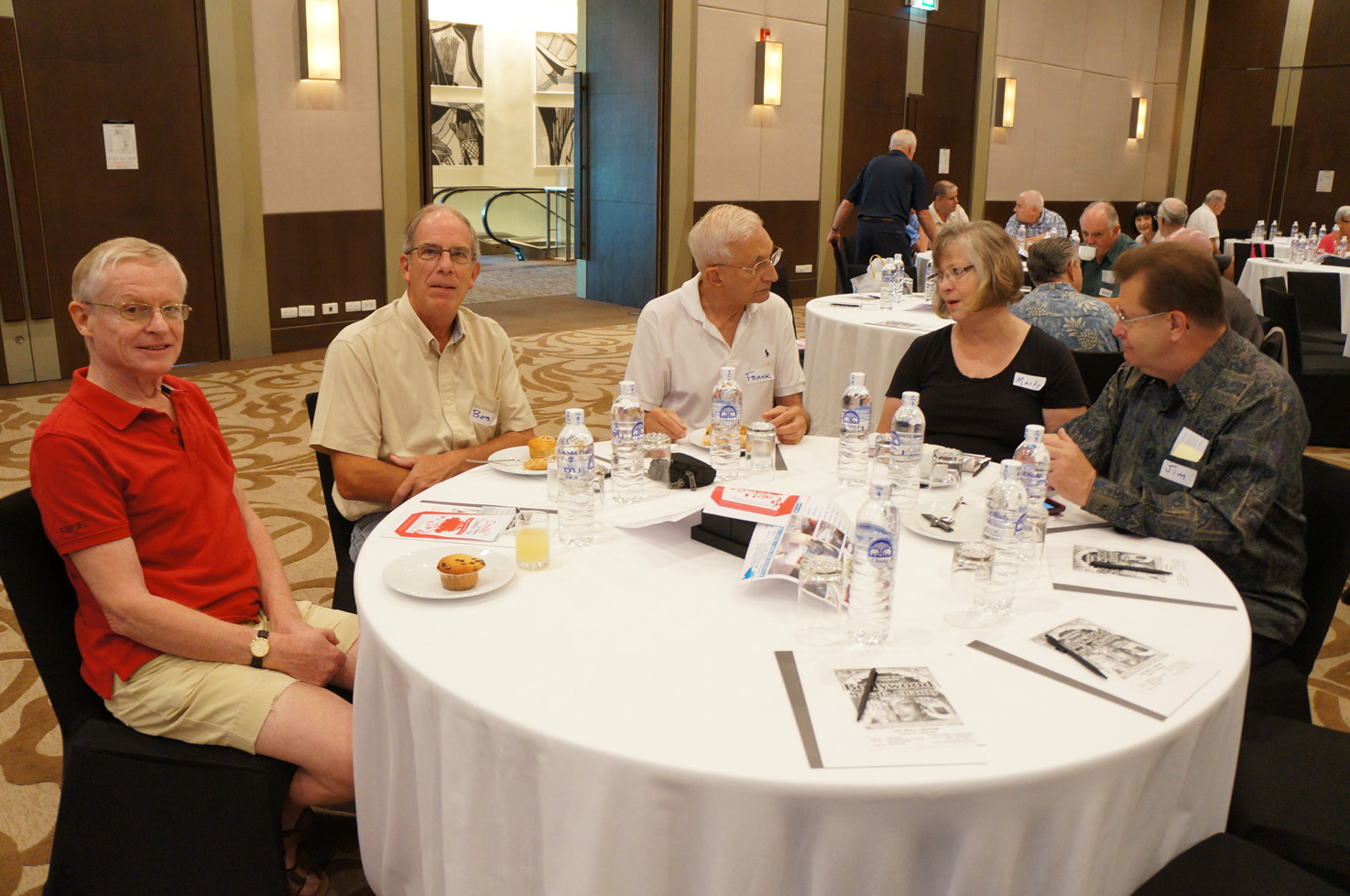 meridien general meeting Chiang Mai Expats Club