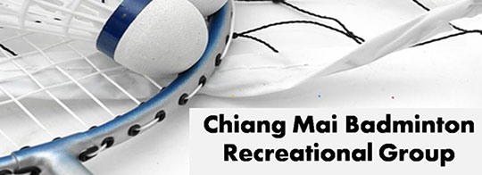 Chiang Mai Badminton Recreational Group