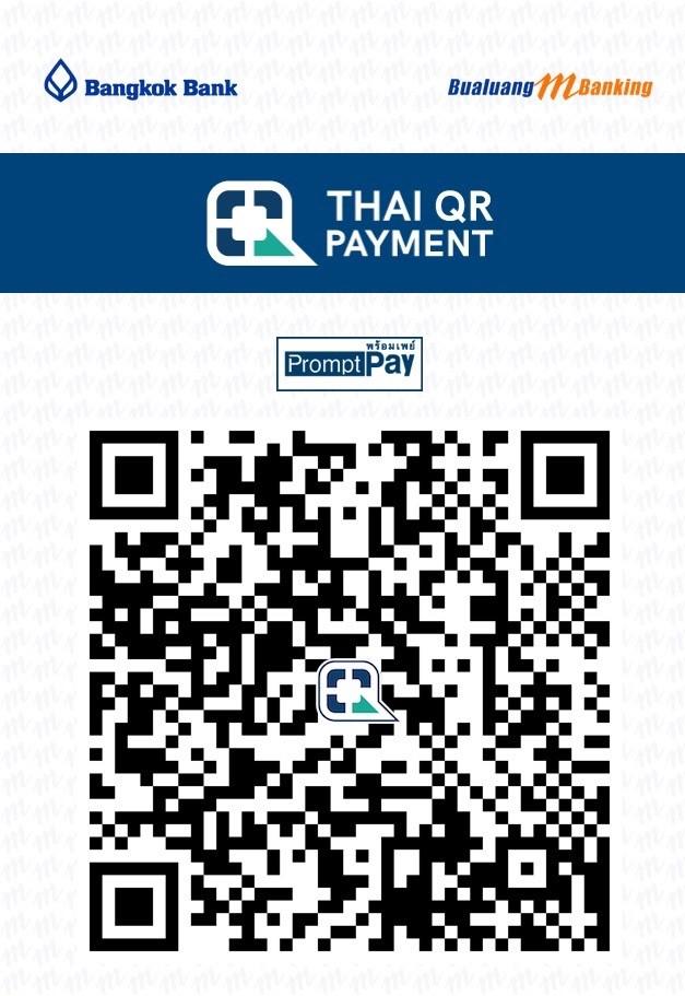 PAY ONLINE QR CODE Chiang Mai Expats Club ChiangMaiExpatsClub